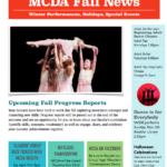 MCDA Fall Newsletter